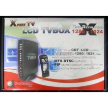 Внешний TV tuner KWorld V-Stream Xpert TV LCD TV BOX VS-TV1531R (Березники)