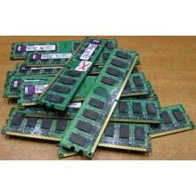 ГЛЮЧНАЯ/НЕРАБОЧАЯ память 2Gb DDR2 Kingston KVR800D2N6/2G pc2-6400 1.8V  (Березники)