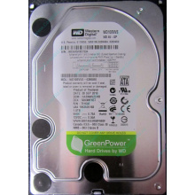 Б/У жёсткий диск 1Tb Western Digital WD10EVVS Green (WD AV-GP 1000 GB) 5400 rpm SATA (Березники)