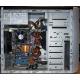 4 ядерный компьютер Intel Core 2 Quad Q6600 (4x2.4GHz) /4Gb /160Gb /ATX 450W вид сзади (Березники)