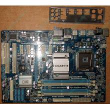 Материнская плата Gigabyte GA-EP45T-UD3LR rev 1.3 Б/У (Березники)