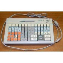 POS-клавиатура HENG YU S78A PS/2 белая (Березники)