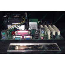 Комплект: плата Intel D845GLAD с процессором Intel Pentium-4 1.8GHz s.478 и памятью 512Mb DDR1 Б/У (Березники)