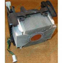 Кулер для процессоров socket 478 с медным сердечником внутри алюминиевого радиатора Б/У (Березники)