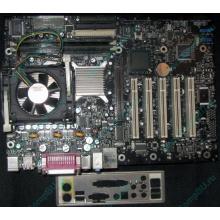 Материнская плата Intel D845PEBT2 (FireWire) с процессором Intel Pentium-4 2.4GHz s.478 и памятью 512Mb DDR1 Б/У (Березники)