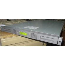 HP AH562A StorageWorks 1/8 Ultrium 920 G2 SAS Tape Autoloader LVLDC-0501 LTO-3 (Березники)